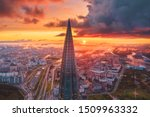 View Of The Spire Of A...
