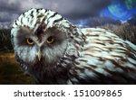 Scaring Owl