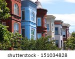 Washington Dc  Capital City Of...