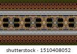 digital textile deaign pattern... | Shutterstock . vector #1510408052