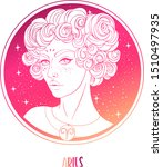 illustration of aries... | Shutterstock .eps vector #1510497935