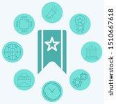 bookmark vector icon sign symbol