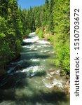 Small photo of Natural Bridge At Rogue River Oregon USA