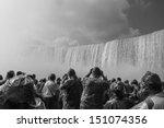 Excursion Under Niagara Falls