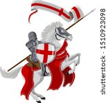 St George The Medieval Knight...