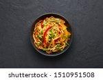 vegetarian schezwan noodles or...