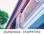 details of the beautiful... | Shutterstock . vector #1510957352