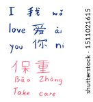 Learn Chinese Alphabet And Wor...