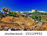 Scenic Greece  Patmos Island....
