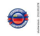 liechtenstein flag  vector...   Shutterstock .eps vector #1511351378