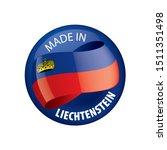 liechtenstein flag  vector...   Shutterstock .eps vector #1511351498