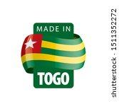 togo flag  vector illustration...   Shutterstock .eps vector #1511352272