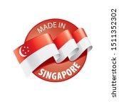 singapore flag  vector...   Shutterstock .eps vector #1511352302