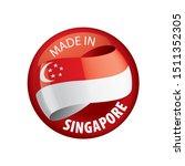singapore flag  vector...   Shutterstock .eps vector #1511352305