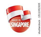 singapore flag  vector...   Shutterstock .eps vector #1511352335