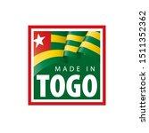 togo flag  vector illustration...   Shutterstock .eps vector #1511352362