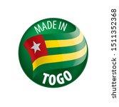 togo flag  vector illustration...   Shutterstock .eps vector #1511352368