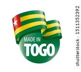 togo flag  vector illustration...   Shutterstock .eps vector #1511352392