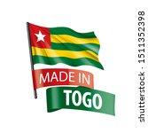 togo flag  vector illustration...   Shutterstock .eps vector #1511352398