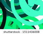light green vector template... | Shutterstock .eps vector #1511436008