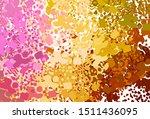 light multicolor vector texture ... | Shutterstock .eps vector #1511436095