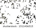 light gray vector template with ... | Shutterstock .eps vector #1511436515