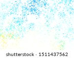 light blue  yellow vector... | Shutterstock .eps vector #1511437562