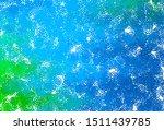 light blue  green vector... | Shutterstock .eps vector #1511439785