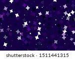 light purple vector background... | Shutterstock .eps vector #1511441315