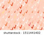 light red vector layout with... | Shutterstock .eps vector #1511441402