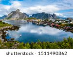 Reine Norwegian Fishing Village ...