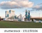 a lime factory | Shutterstock . vector #151150106