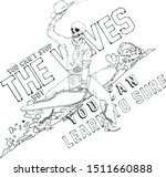vector illustration rodeo...   Shutterstock .eps vector #1511660888