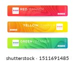abstract web banner or header... | Shutterstock .eps vector #1511691485