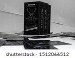 belgium   09.17.2019  the card... | Shutterstock . vector #1512066512