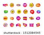 sale banner badge. special... | Shutterstock .eps vector #1512084545