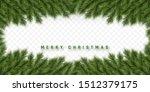 festive christmas or new year... | Shutterstock .eps vector #1512379175