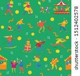 cool christmas winter seamless... | Shutterstock .eps vector #1512402578