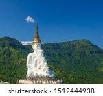 Beautiful  White  Buddha ...