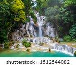 Tat Kuang Si Waterfall...