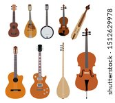 Vector Musical Instruments With ...