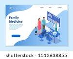 creative website template of...   Shutterstock .eps vector #1512638855