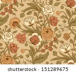 beige seamless pattern with a...