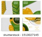 vector brochure  flyer ...   Shutterstock .eps vector #1513027145