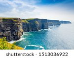 Spectacular Cliffs Of Moher Ar...