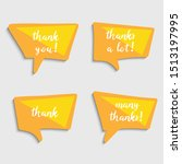 speech bubbles to talk about... | Shutterstock .eps vector #1513197995