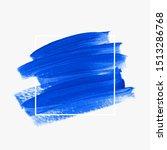 grunge brush paint texture... | Shutterstock .eps vector #1513286768