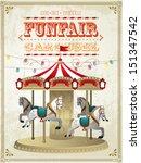 Vintage Carousel Template...