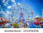 coney island   may 30  the... | Shutterstock . vector #151356356