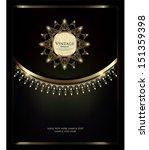 vintage card design for...   Shutterstock .eps vector #151359398